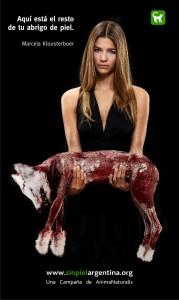 La crueldad no es elegante