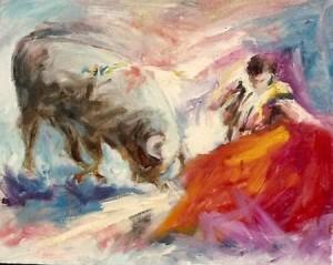 Corrida de toros : matar por diversión